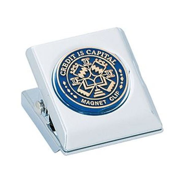 【送料無料】(まとめ)コクヨ マグネットクリップ 小口幅31mm 青 クリ-65NB 1セット(10個)【×3セット】