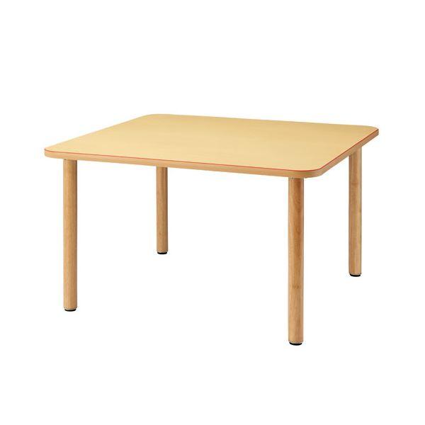 【送料無料】FRENZ 福祉用木製テーブル MT-1212 NA