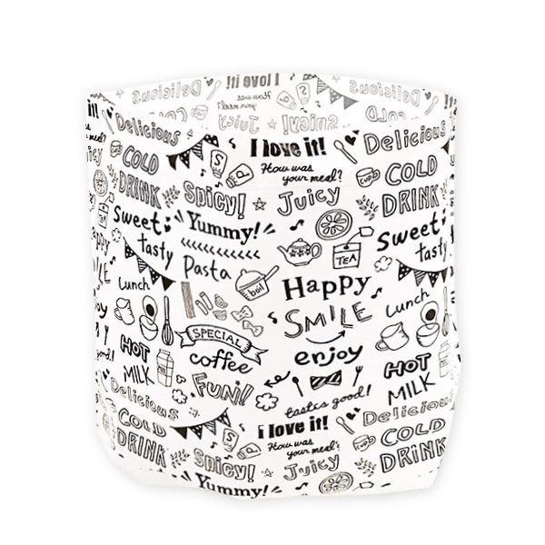【送料無料】(まとめ) 自立する水切り袋/水切りゴミ袋 【15枚入り】 幅24×高さ19×マチ12cm 穴付き キッチン用品 【×200個セット】