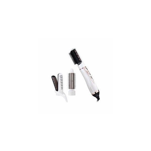 コイズミ マイナスイオンカーリングドライヤー ホワイト KHC-5010/W
