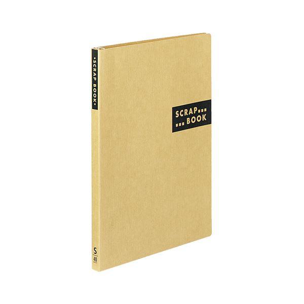 【送料無料】(まとめ) コクヨ スクラップブックS(スパイラルとじ・固定式) A4 中紙40枚 背幅20mm 茶 ラ-410S 1冊 【×30セット】