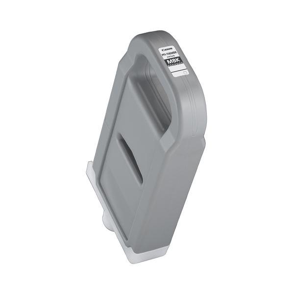 (まとめ) キヤノン Canon インクタンク PFI-706 顔料マットブラック 700ml 6680B001 1個 【×5セット】
