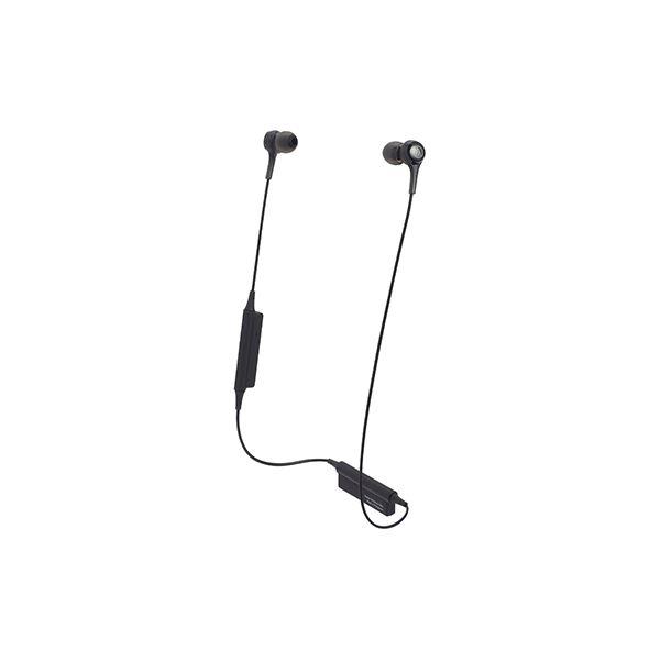 【送料無料】オーディオテクニカ Bluetooth インナーイヤーヘッドホン ブラック