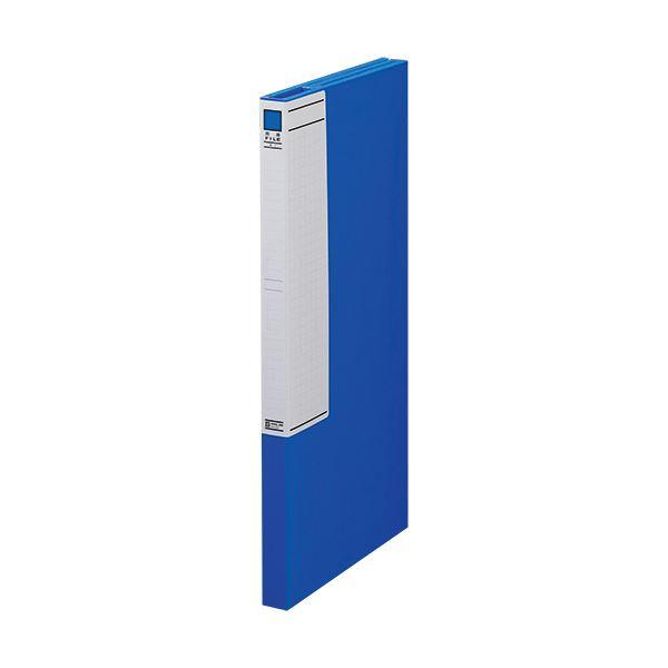 (まとめ) キングジム 図面ファイルGP ボード表紙 A1 3つ折 背幅40mm 青 1161 1冊 【×10セット】