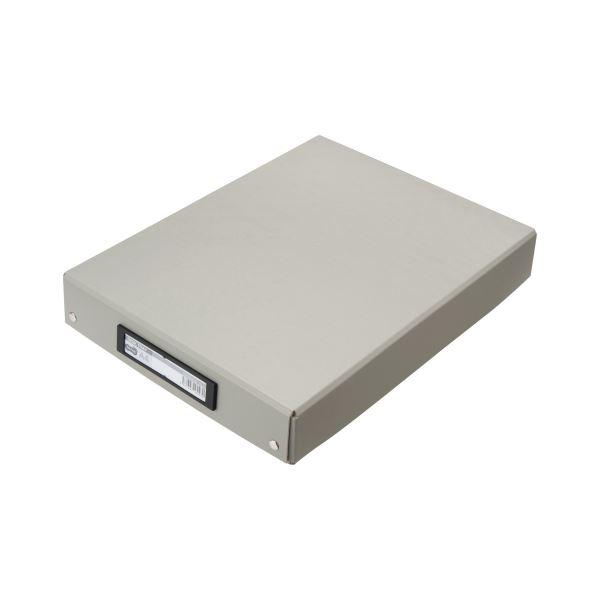 【送料無料】(まとめ) TANOSEE デスクトレー A4 グレー 1個 【×30セット】