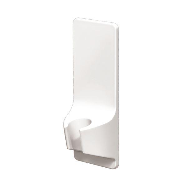 【送料無料】マグネット取付け シャワーフック/シャワー掛け 【約幅6.2×奥行4.6×高さ16.8cm】 浴室収納シリーズ RAXE 【48個セット】
