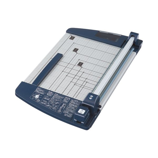 【送料無料】コクヨ ペーパーカッター ロータリー式チタン加工刃 40枚切 A3 DN-TR401 1台