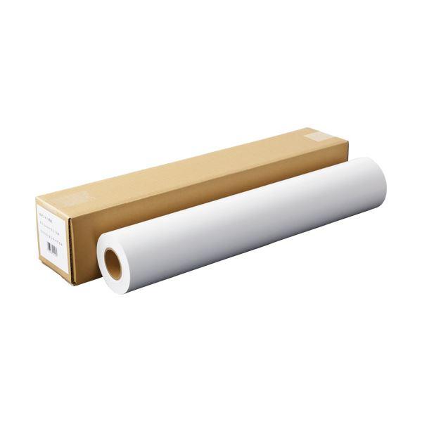 【送料無料】中川製作所 半光沢フォト用紙610mm×30.5m 0000-208-H62A 1セット(2本)
