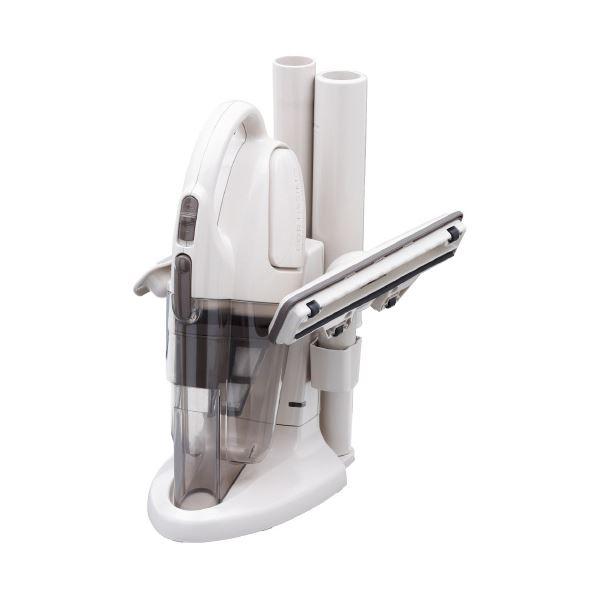 (まとめ)ツインバード工業 コードレスハンディークリーナー HC-5247VO(×3セット)
