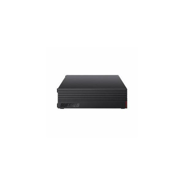 【送料無料】BUFFALO USB3.1(Gen1)/USB3.0用 外付けHDD 4TB ブラック HD-LDS4.0U3-BA
