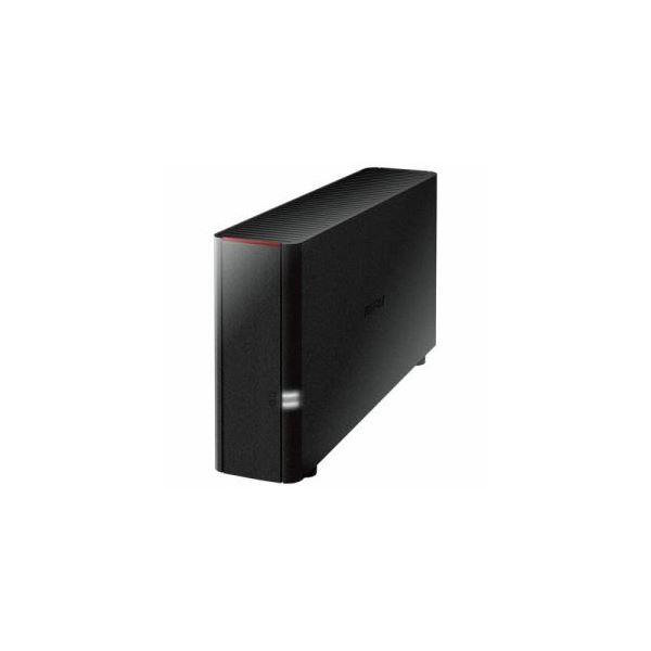 【送料無料】BUFFALO リンクステーション ネットワーク対応 外付けハードディスク 2TB LS210D0201G