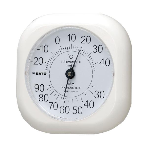 【送料無料】(まとめ) 佐藤計量器 ソフィア温湿度計【×5セット】