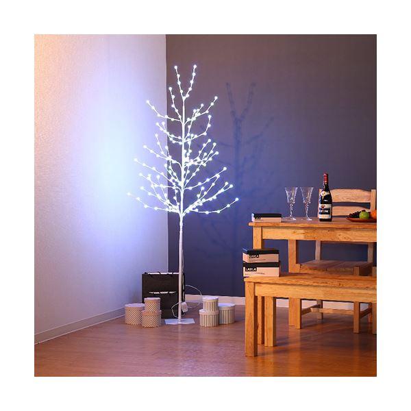 【送料無料】コンパクト クリスマスツリー 【180cm】 省スペース仕様 『レインボーツリー』 〔リビング 店舗 什器 備品〕【代引不可】