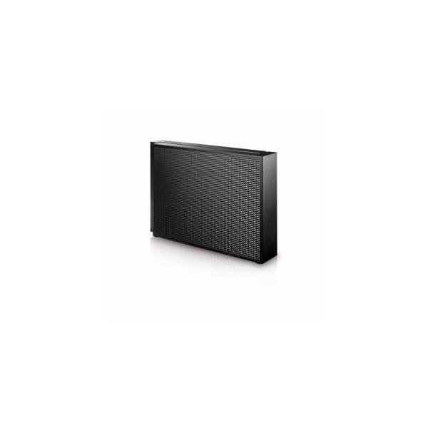 【送料無料】IOデータ USB 3.1 Gen 1(USB 3.0)/2.0対応 外付ハードディスク 1TB ブラック HDCZ-UT1KB