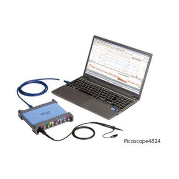 USBオシロスコープ Picoscope4824