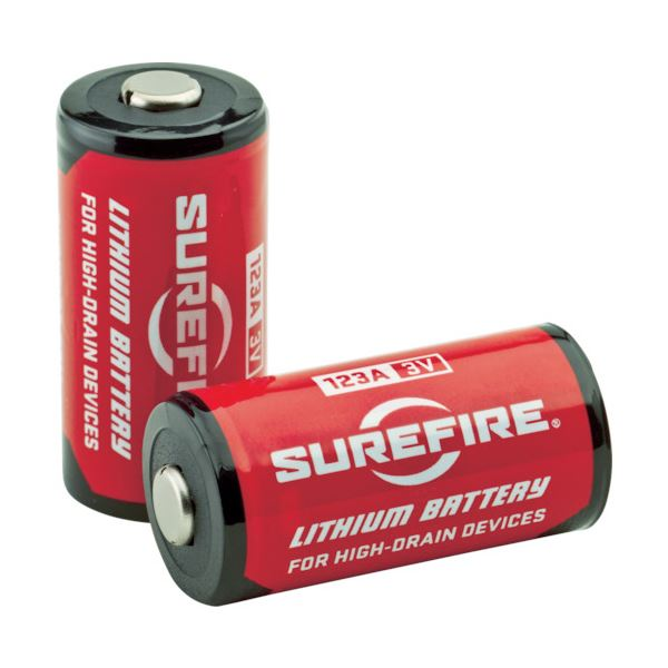 【送料無料】SUREFIRE バッテリーSF400-BULK 1箱(400本)