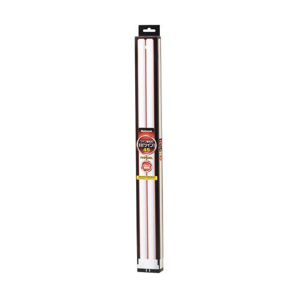 【送料無料】(まとめ) パナソニック ツイン蛍光灯 Hfツイン132W形 電球色 FHP32EL 1個 【×10セット】