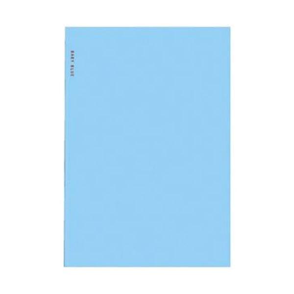 【送料無料】(まとめ)コクヨ スリムアルバム 固定式 A5変形台紙10枚 ベビーブルー ア-SL60-1 1セット(5冊)【×10セット】