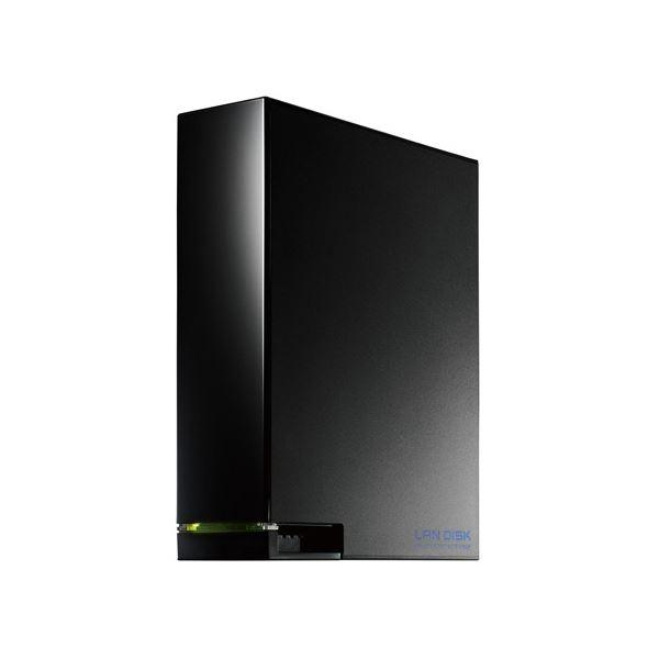 【送料無料】アイオーデータ デュアルコアCPU搭載1ドライブ高速ビジネスNAS 1TB HDL-AA1W 1台