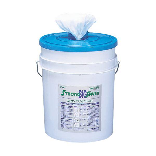 【送料無料】鈴木油脂工業 ストロングビックセイバー本体(下地用)S-9773 1缶(300枚)