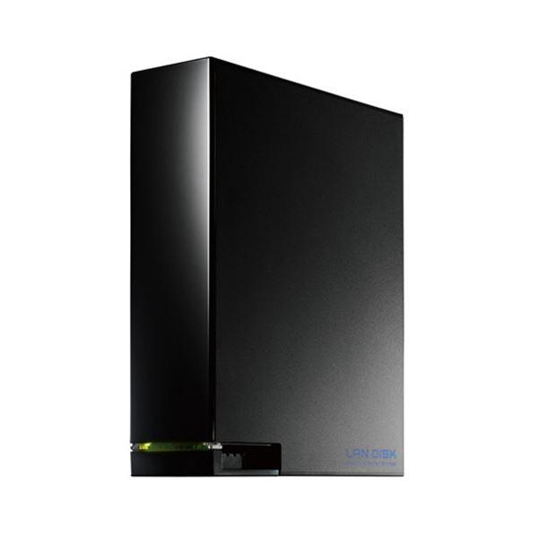 【送料無料】アイオーデータ デュアルコアCPU搭載ネットワーク接続ハードディスク(NAS) 1TB HDL-AA1 1台