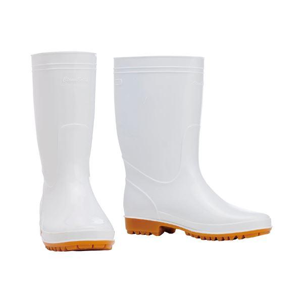 【送料無料】(まとめ) 川西工業 耐油衛生長靴 ホワイト 24cm 8300ホワイト24 1足 【×10セット】