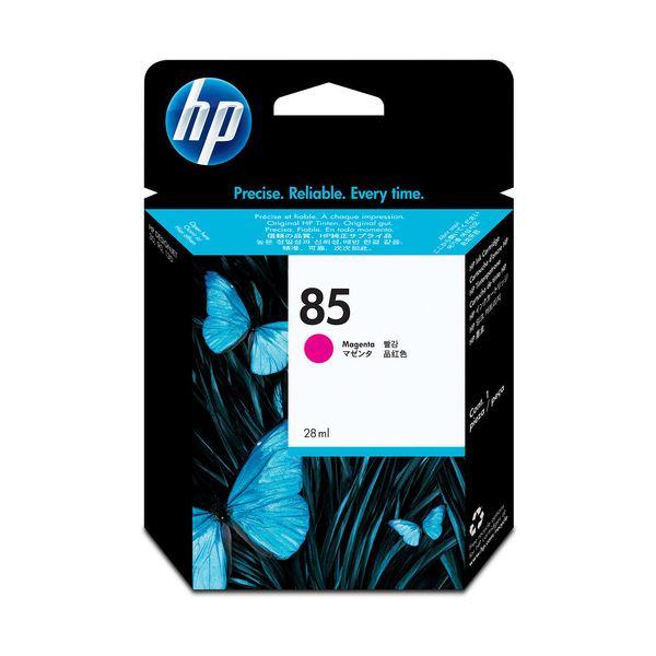 【送料無料】(まとめ) HP85 インクカートリッジ マゼンタ 28ml 染料系 C9426A 1個 【×10セット】
