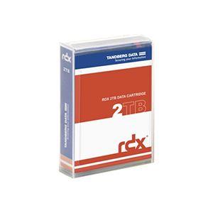 【送料無料】タンベルグデータ RDXQuikStor カートリッジ 2TB 8731 1個