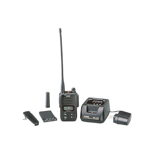 アルインコデジタル登録局無線機1Wタイプ薄型セット DJDP10A 1台