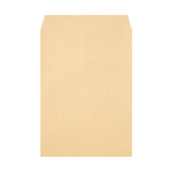 【送料無料】(まとめ)TANOSEE クラフト封筒 テープ付 85g 角2 〒枠なし 500枚入【×3セット】