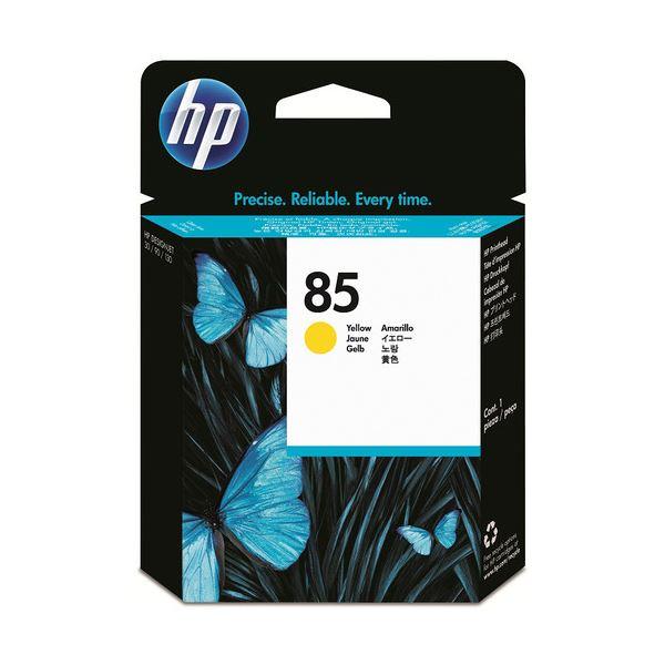 【送料無料】(まとめ) HP85 プリントヘッド イエロー C9422A 1個 【×10セット】