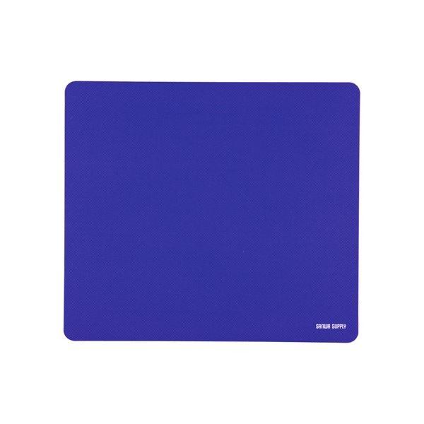 【送料無料】(まとめ) サンワサプライ エコマウスパッド ブルーMPD-EC30BL 1枚 【×30セット】