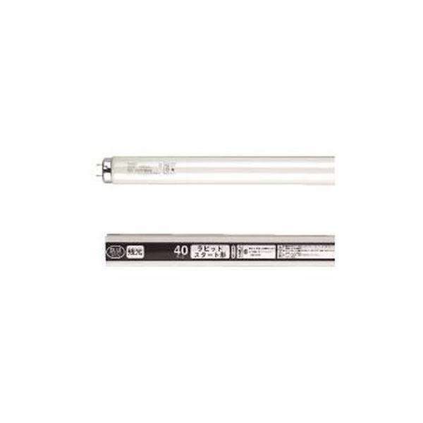 【送料無料】(まとめ) NEC 防災用残光蛍光ランプ 直管ラピッドスタート形 40W形 白色 FLR40SWMボウサイ/4K-L 1パック(4本) 【×5セット】