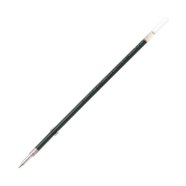 (まとめ) ぺんてる 油性ボールペン替芯 0.7mm 黒 Selfit用 BKS7H-AD 1セット(10本) 【×30セット】