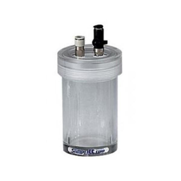 【送料無料】小型真空容器 丸型 150mL