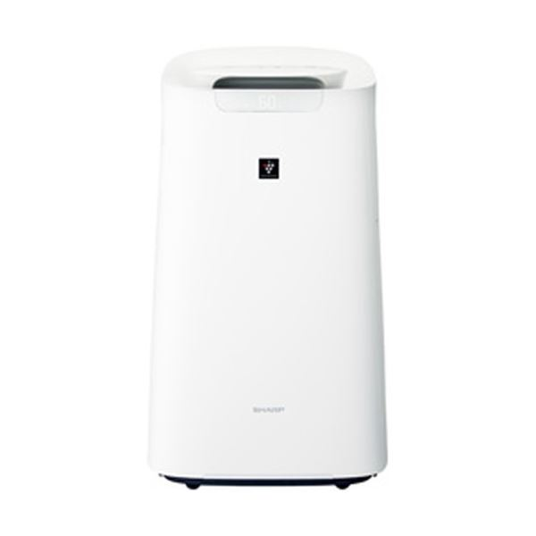 【送料無料】シャープ 加湿空気清浄機 ハイグレードモデル 19畳 KI-LS70-W 1台