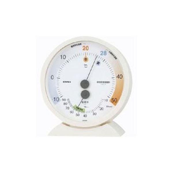【送料無料】(まとめ)エンペックス気象計環境管理温・湿度計「省エネさん」 TM-2770 1個【×5セット】