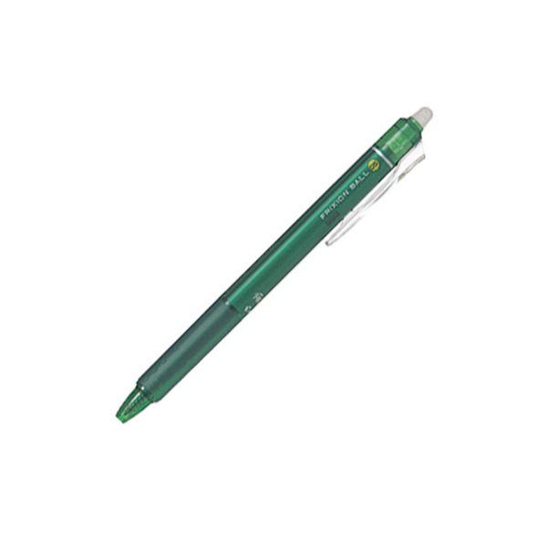 (まとめ) パイロット ゲルインキボールペンフリクションボールノック 0.5mm グリーン LFBK-23EF-G 1本 【×50セット】