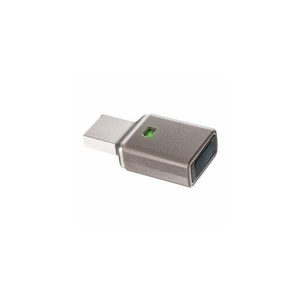【送料無料】IOデータ 指紋認証センサー付き セキュリティUSBメモリー 64GB ED-FP/64G