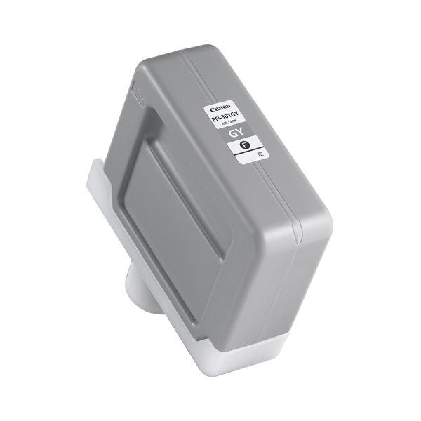 【送料無料】キヤノン インクタンク PFI-301顔料グレー 330ml 1495B001 1個