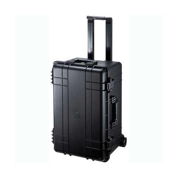 【送料無料】サンワサプライ ハードツールケースキャリータイプ BAG-HD5 1個