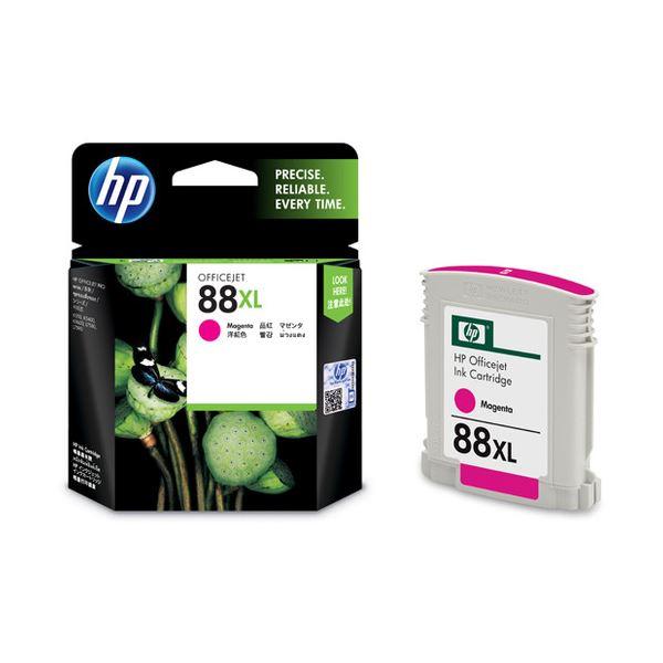 【送料無料】(まとめ) HP88 インクカートリッジ マゼンタ C9392A 1個 【×10セット】