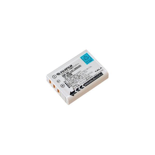 (まとめ)富士フイルム 充電式バッテリーNP-95 1個【×3セット】