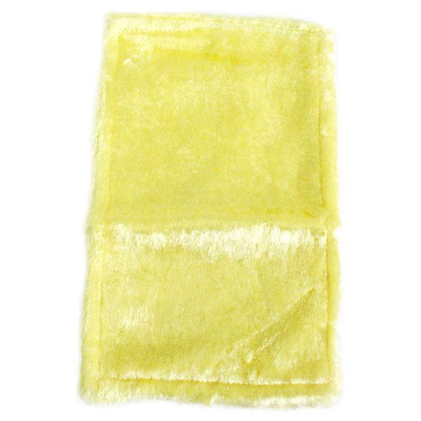 【送料無料】(まとめ) ふしぎクロス/雑巾 【イエロー】 25×15cm 〔布巾 台拭き 掃除用品〕 【×120個セット】