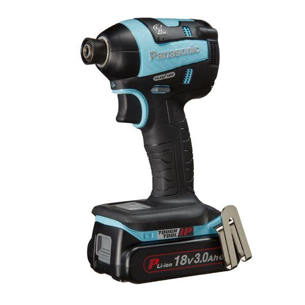 高い素材 EZ75A7PN2G-A 【送料無料】パナソニック 18V充電インパクトドライバー(青):ワールドデポ-DIY・工具