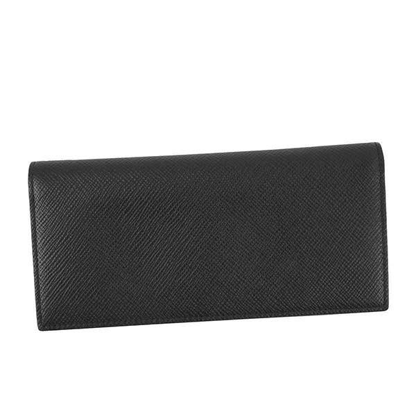 【送料無料】SMYTHSON(スマイソン)長財布 1020113 BLACK