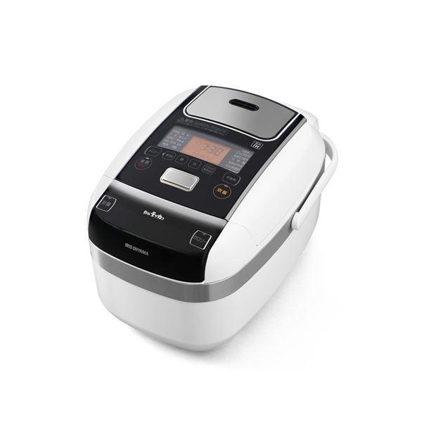 アイリスオーヤマ 米屋の旨み 銘柄量り炊き 圧力IHジャー炊飯器 5.5合(分離なし)