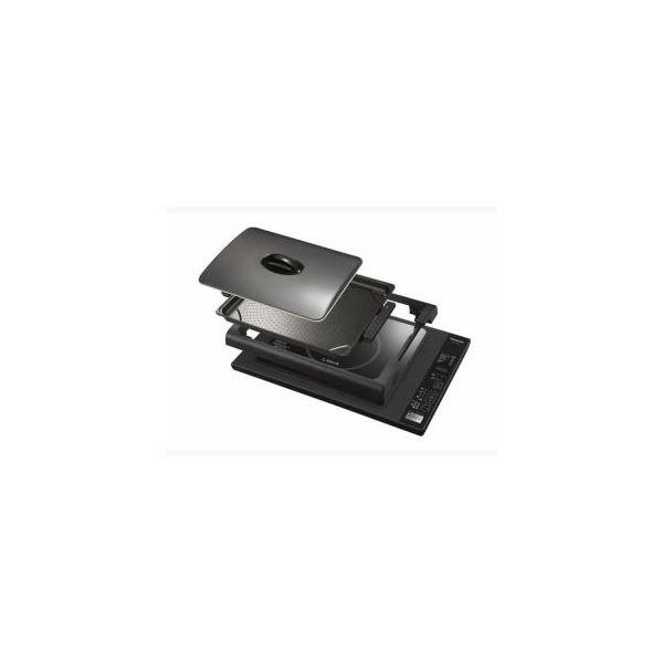 【送料無料】Panasonic IHホットプレート KZ-HP1100-K