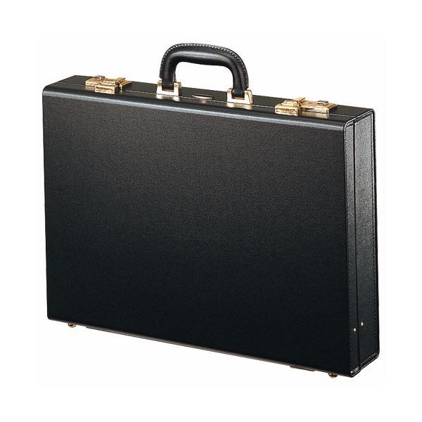 【送料無料】ライオン事務器 ビジネスバッグ 黒BA-60 1個