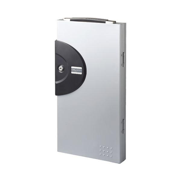 【送料無料】(まとめ)カール事務器 カール キーボックス 48個吊 CKB-48-S【×5セット】